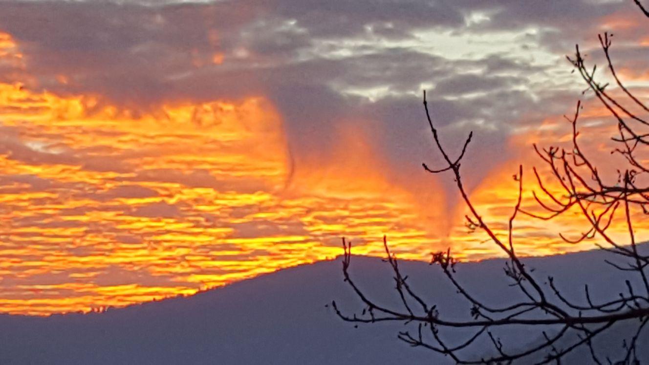 Zdjęcie Dnia. Wschód słońca