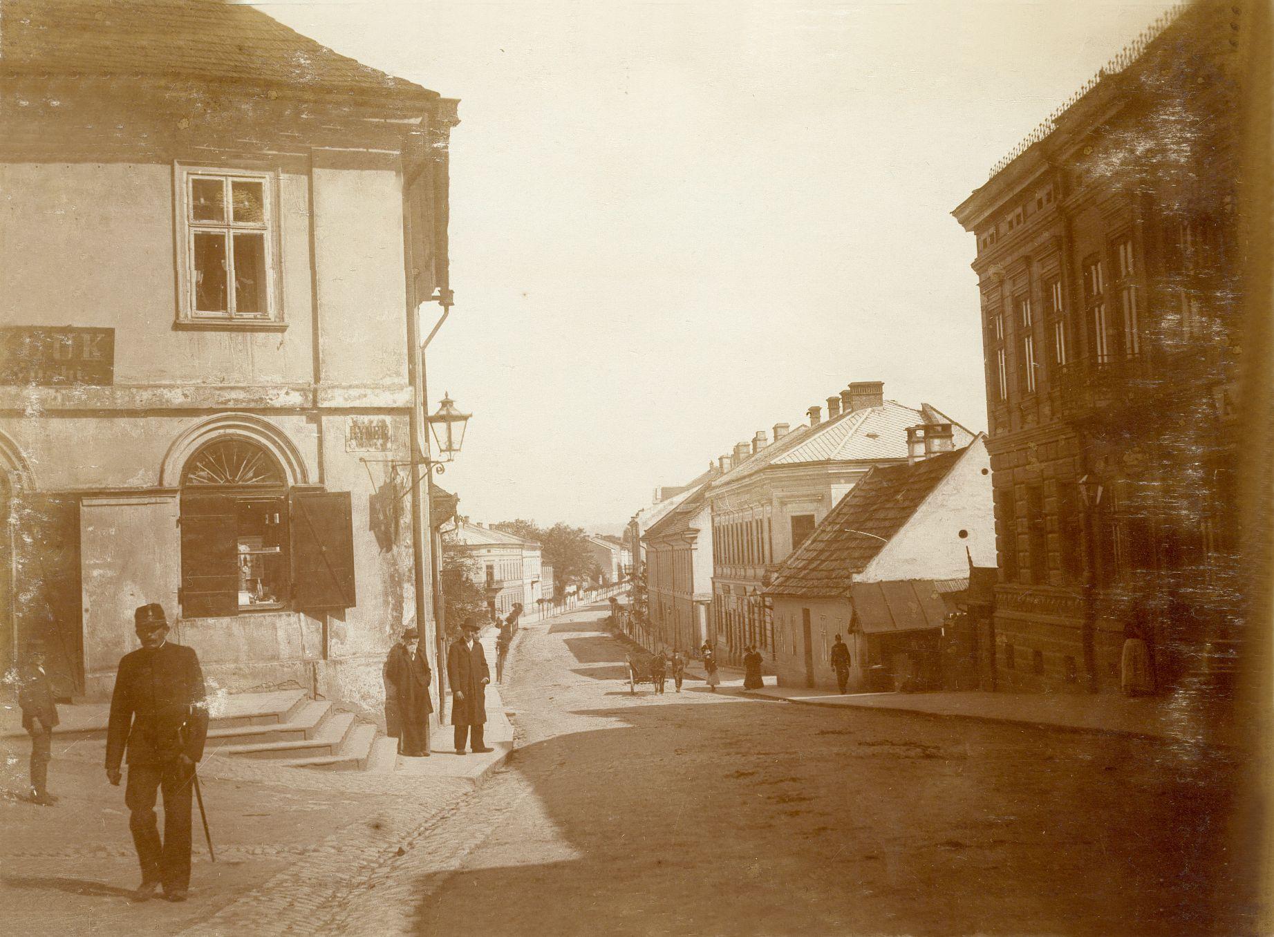 Spacer ulicami Wadowic z dr. Konradem Meusem