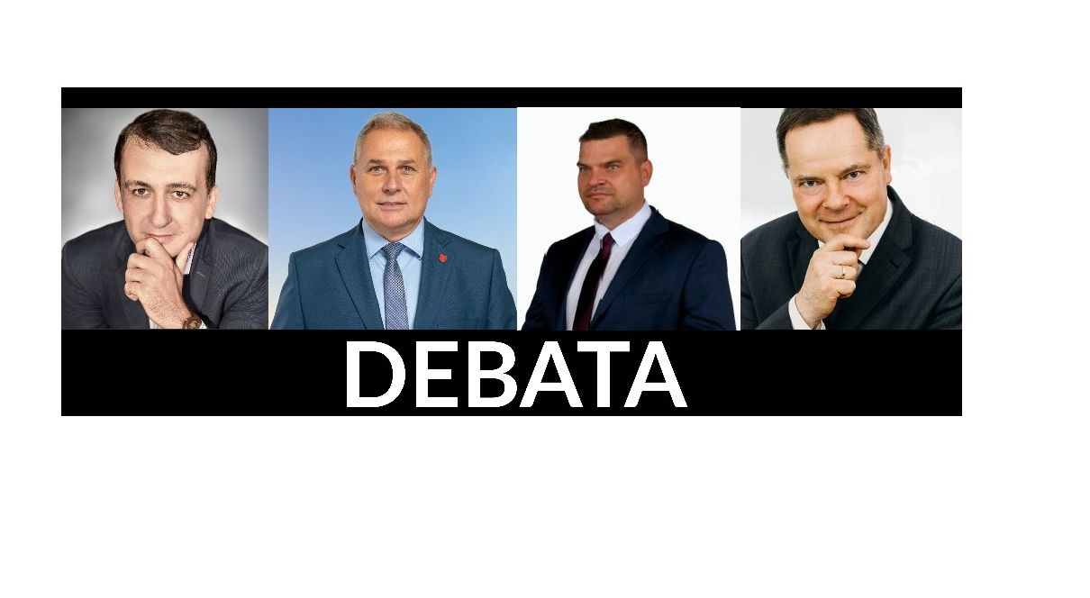 Debata kandydatów na stanowisko burmistrza Andrychowa