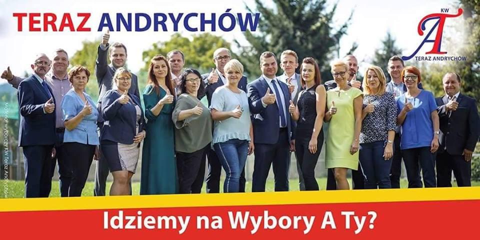 Premiera najnowszego filmu TERAZ ANDRYCHÓW