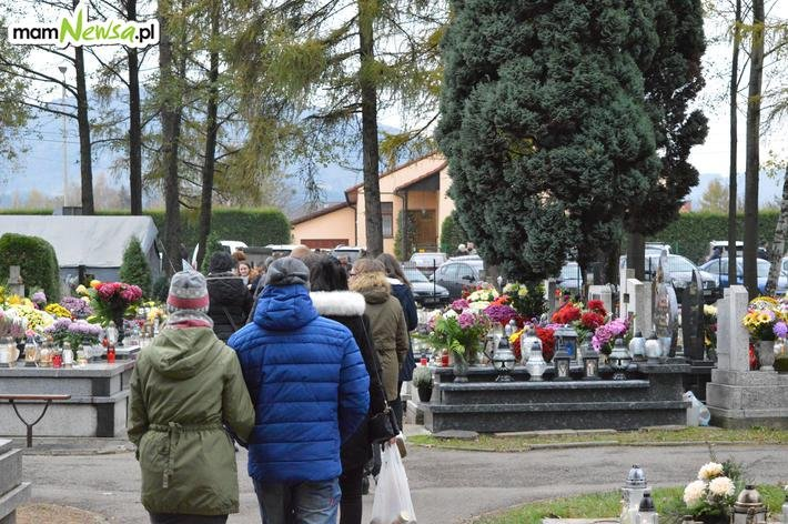 Napad na cmentarzu w Andrychowie, poszkodowana 16-latka