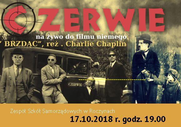 Już dzisiaj koncert zespołu Czerwie w Roczynach