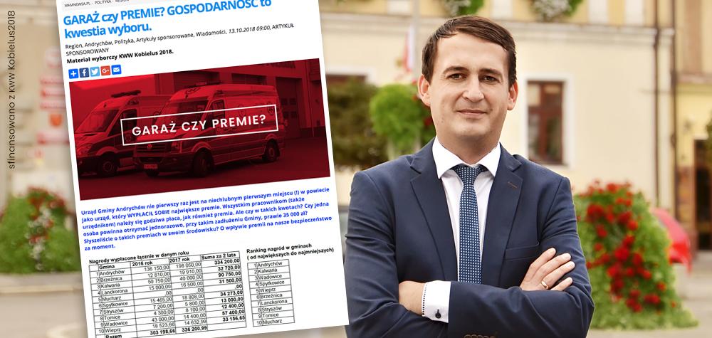 Komentarz Macieja Kobielusa do postanowienia Sądu