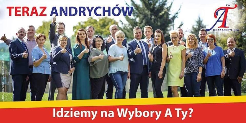 Nowoczesna Stabilizacja - z korzyścią dla mieszkańców Gminy Andrychów