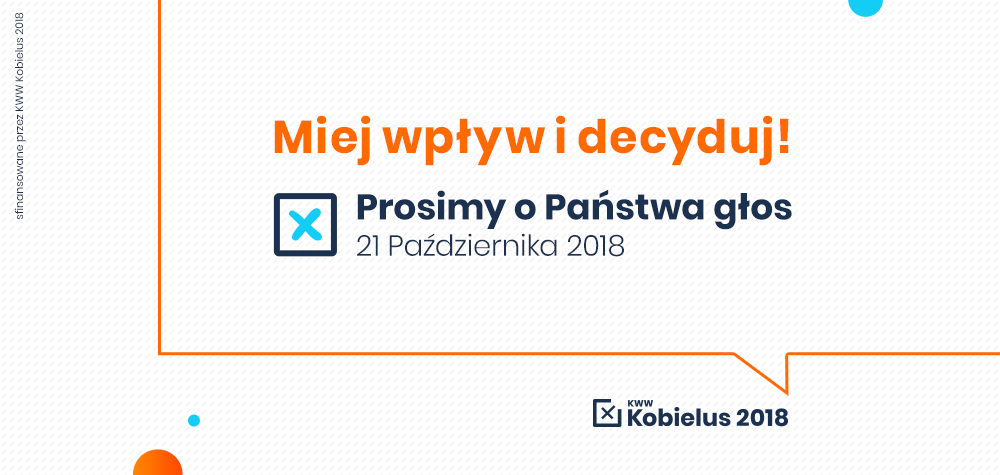 KANDYDACI KWW KOBIELUS 2018 - ZOBACZ WSZYSTKICH