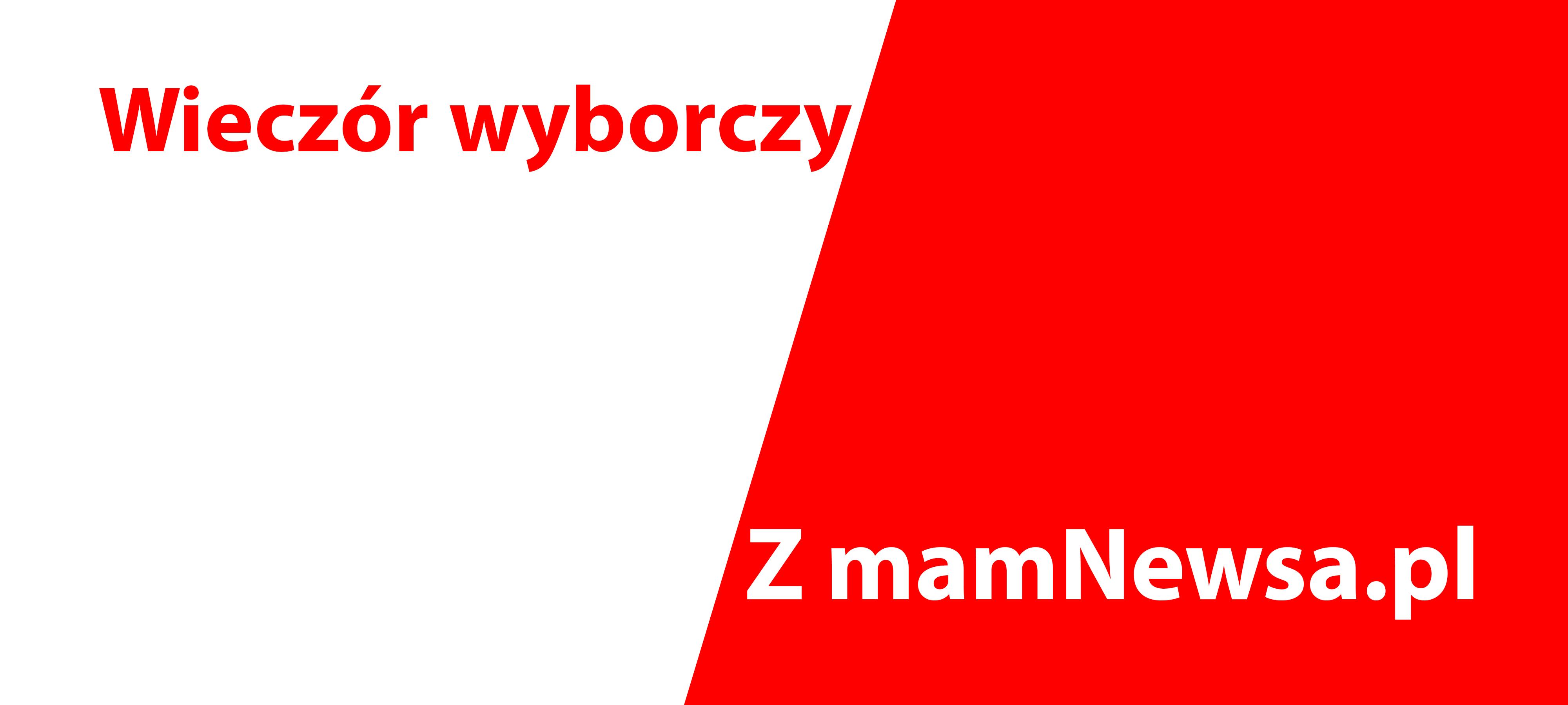 Wieczór wyborczy z mamNewsa.pl