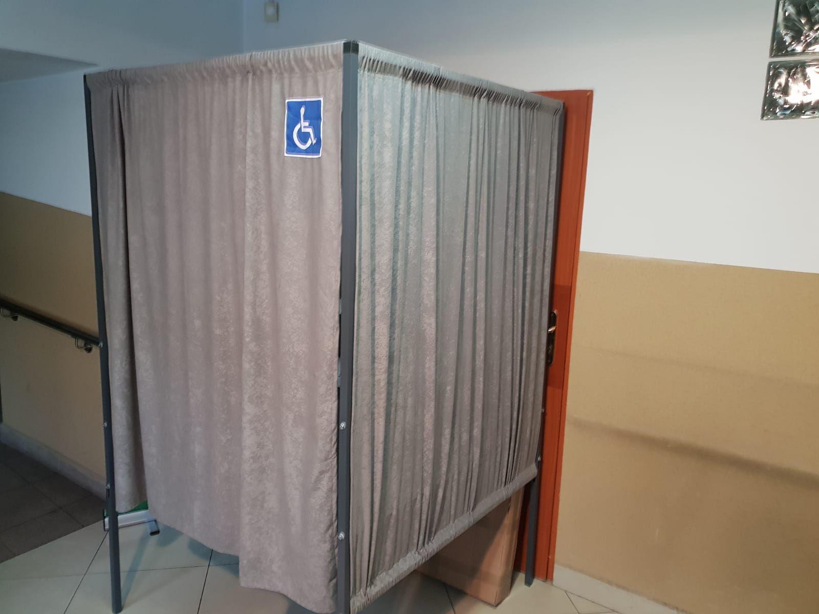 Incydent wyborczy na terenie powiatu wadowickiego