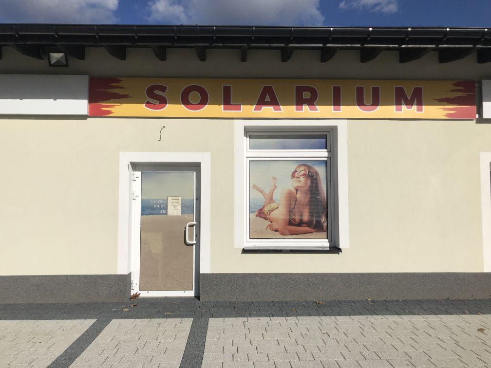 Do sprzedania solarium w Andrychowie