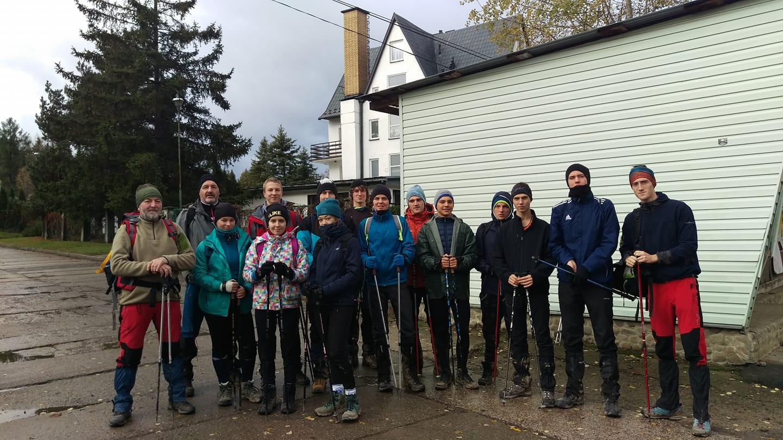 Akcja licealistów z Andrychowa: 100 km na 100 lecie niepodległości Polski [FOTO]