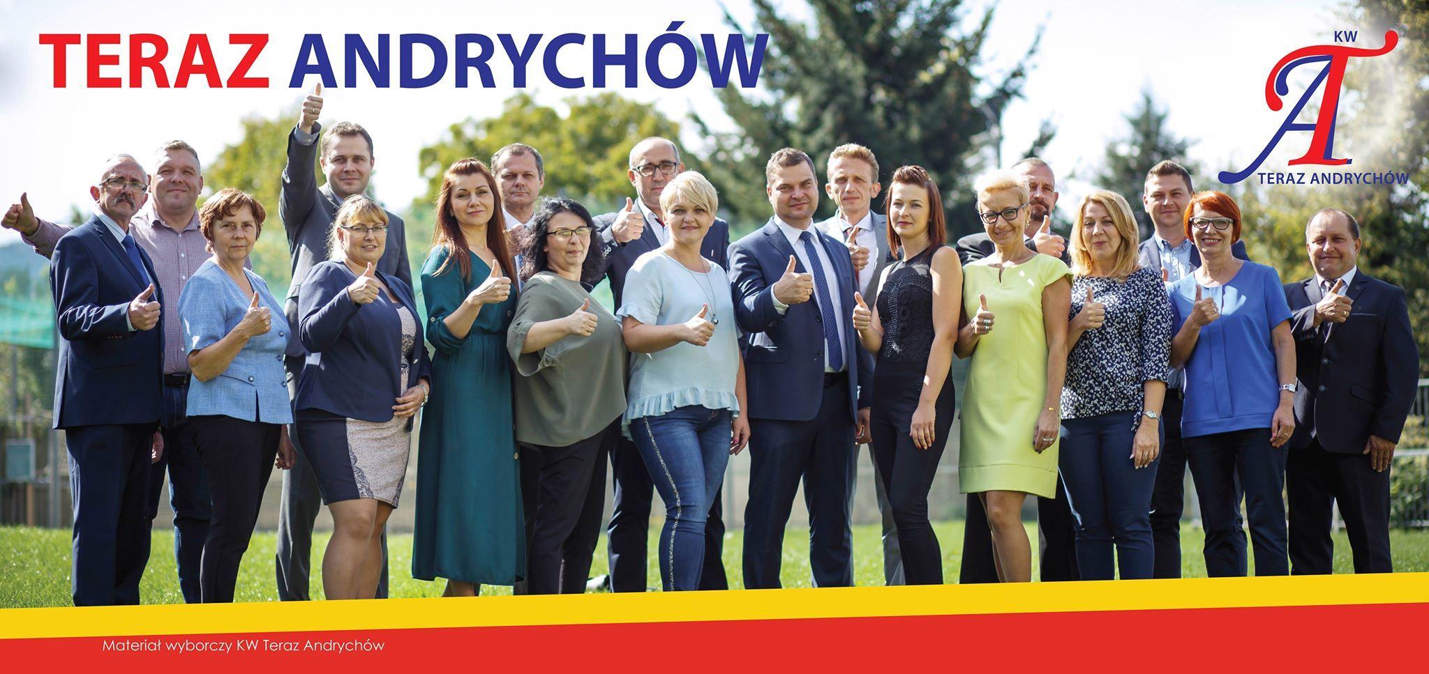 Oświadczenie Komitetu Wyborczego Teraz Andrychów w związku z II turą wyborów w Andrychowie