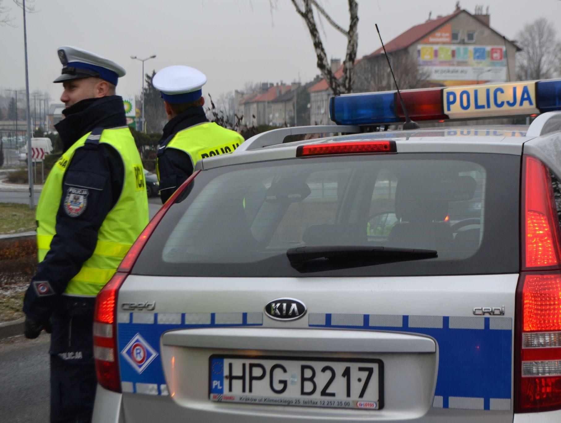 Podsumowanie policyjnej akcji ZNICZ 2018