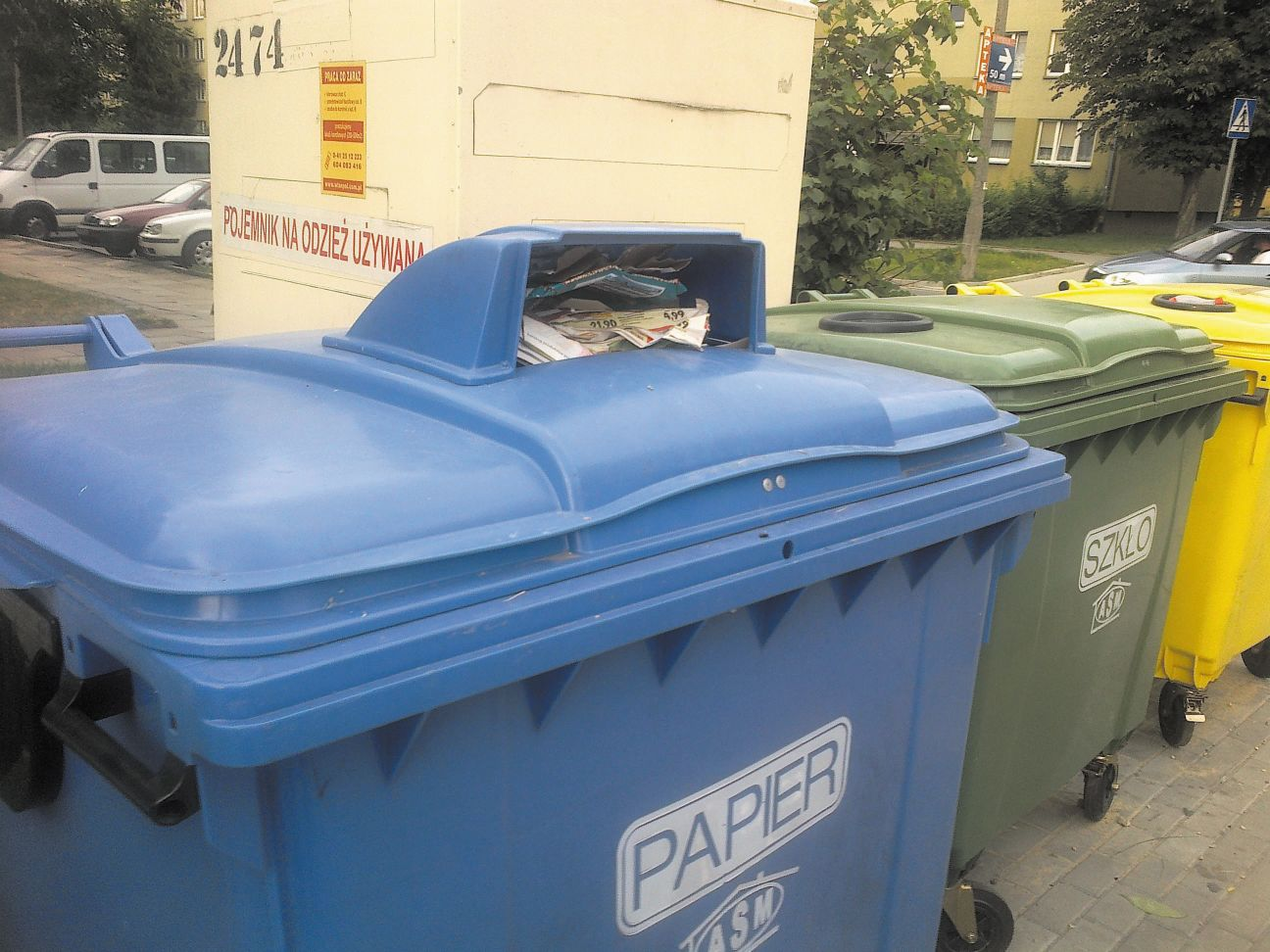 Ceny za wywóz śmieci pójdą w górę?