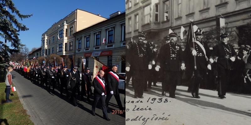 11 listopada dziś i 80 lat temu w Andrychowie