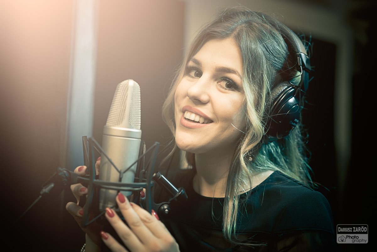 Natalia Opyrchał z nowym teledyskiem nagranym w Wadowicach