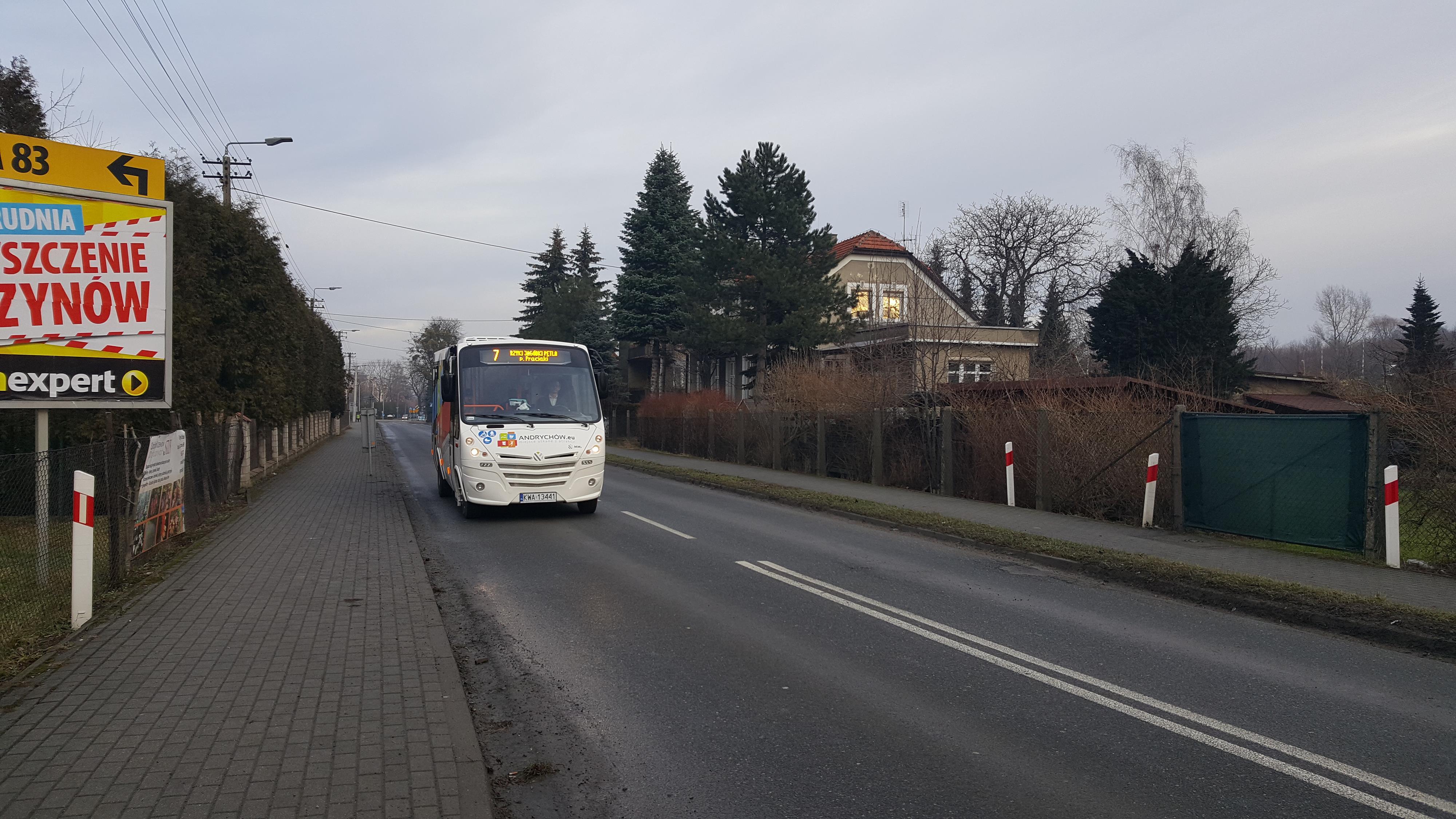 Wiemy jak będą jeździły autobusy miejskie 12 listopada