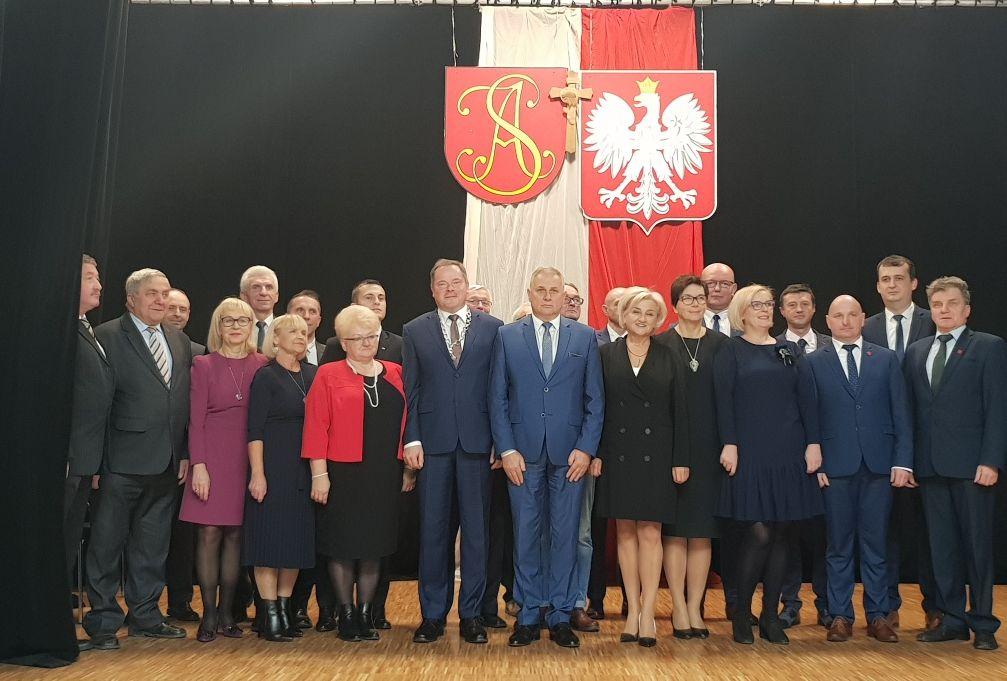 Krzysztof Kubień nowym przewodniczącym Rady Miejskiej w Andrychowie [FOTO] [AKTUALIZACJA]