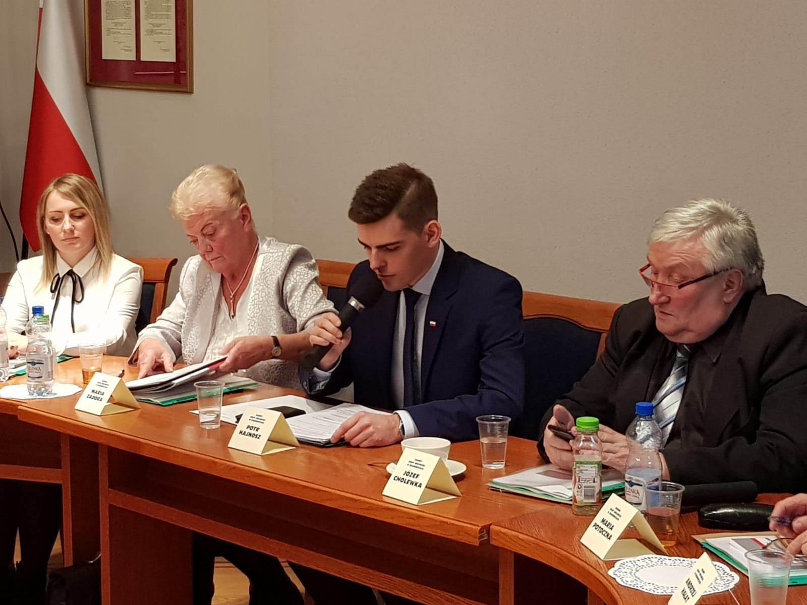 PiS przejęło władzę w Wadowicach: nowy burmistrz i przewodniczący Rady Miejskiej [FOTO]