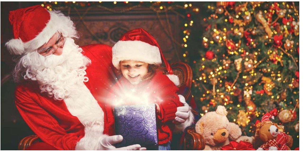 Spotkanie z Mikołajem w fabryce prezentów