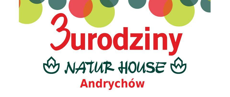 Naturhouse Andrychów świętuje trzecie urodziny!