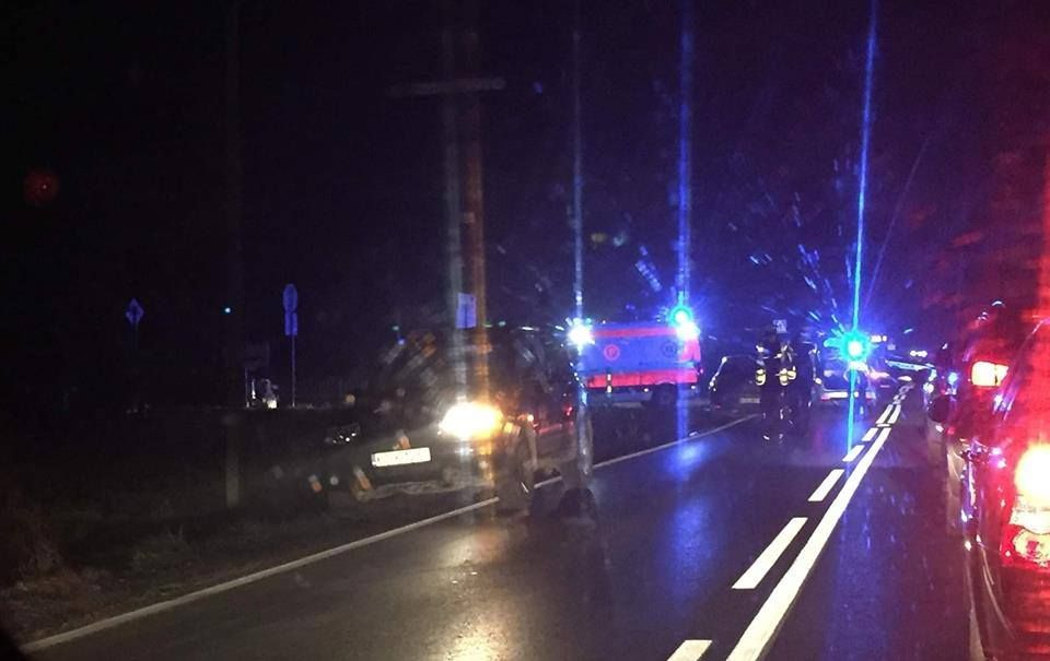 Tragedia na drodze. Zginęła 17-latka [FOTO]