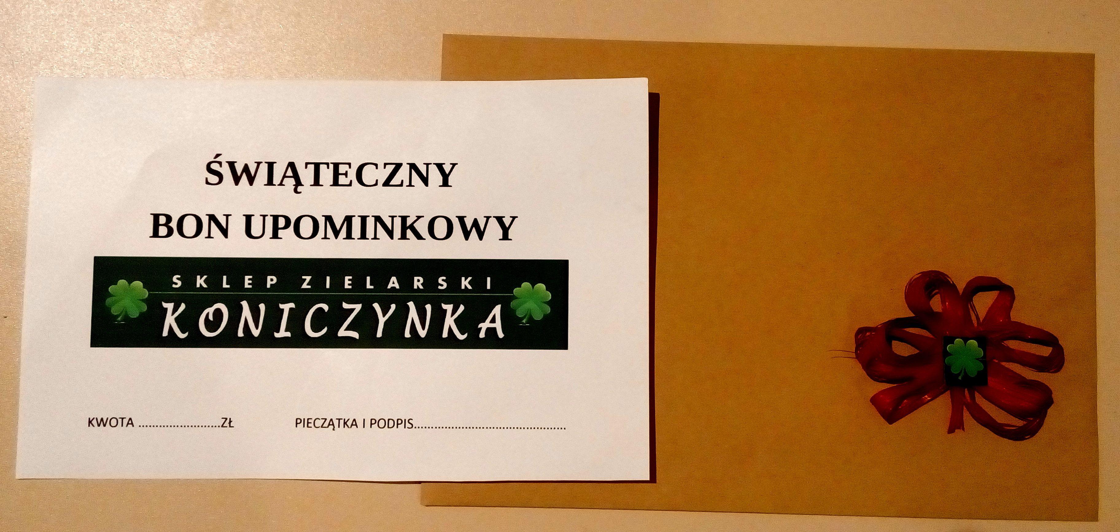 ZAWSZE TRAFIONY PREZENT TYLKO W KONICZYNCE!