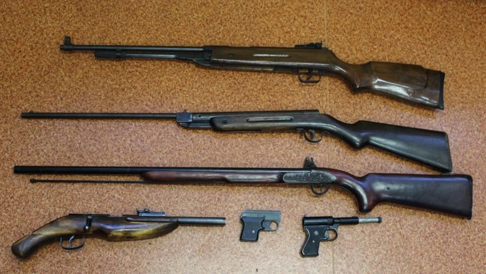 62-latek usłyszał zarzut za nielegalne posiadanie broni
