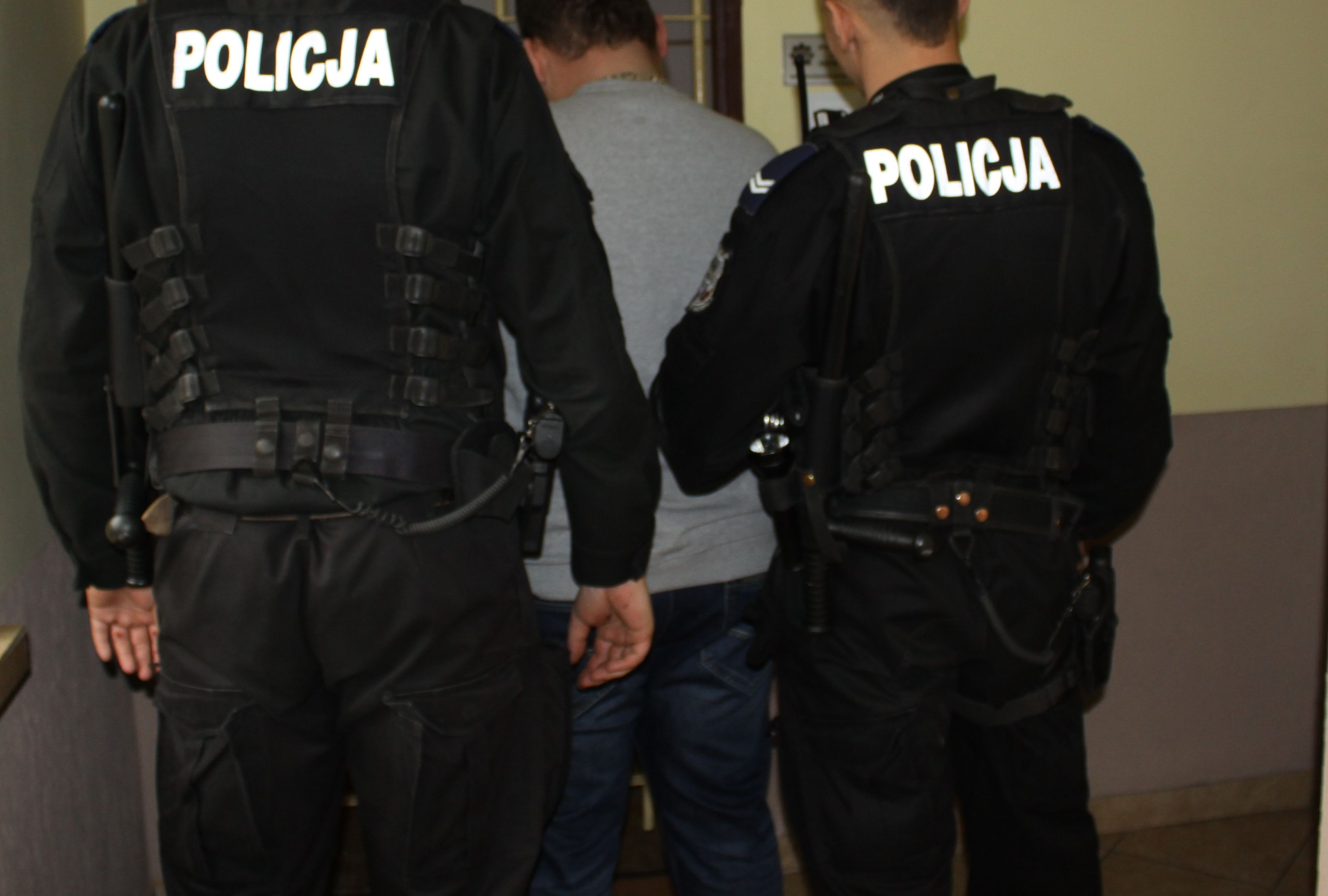 Policyjny dozór dla pijanego agresora