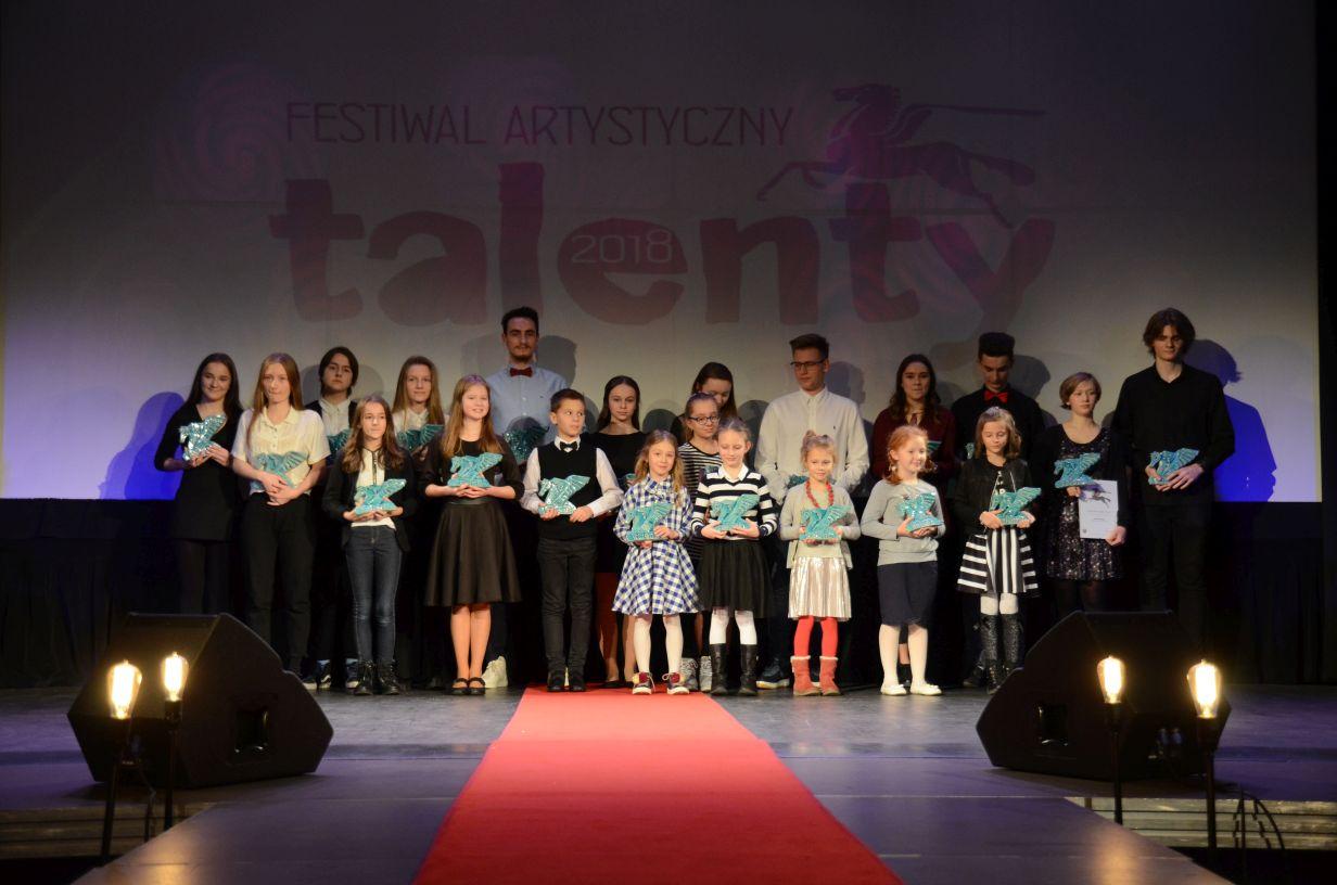 Uzdolniona młodzież nagrodzona. Znamy laureatów Festiwalu Talenty 2018