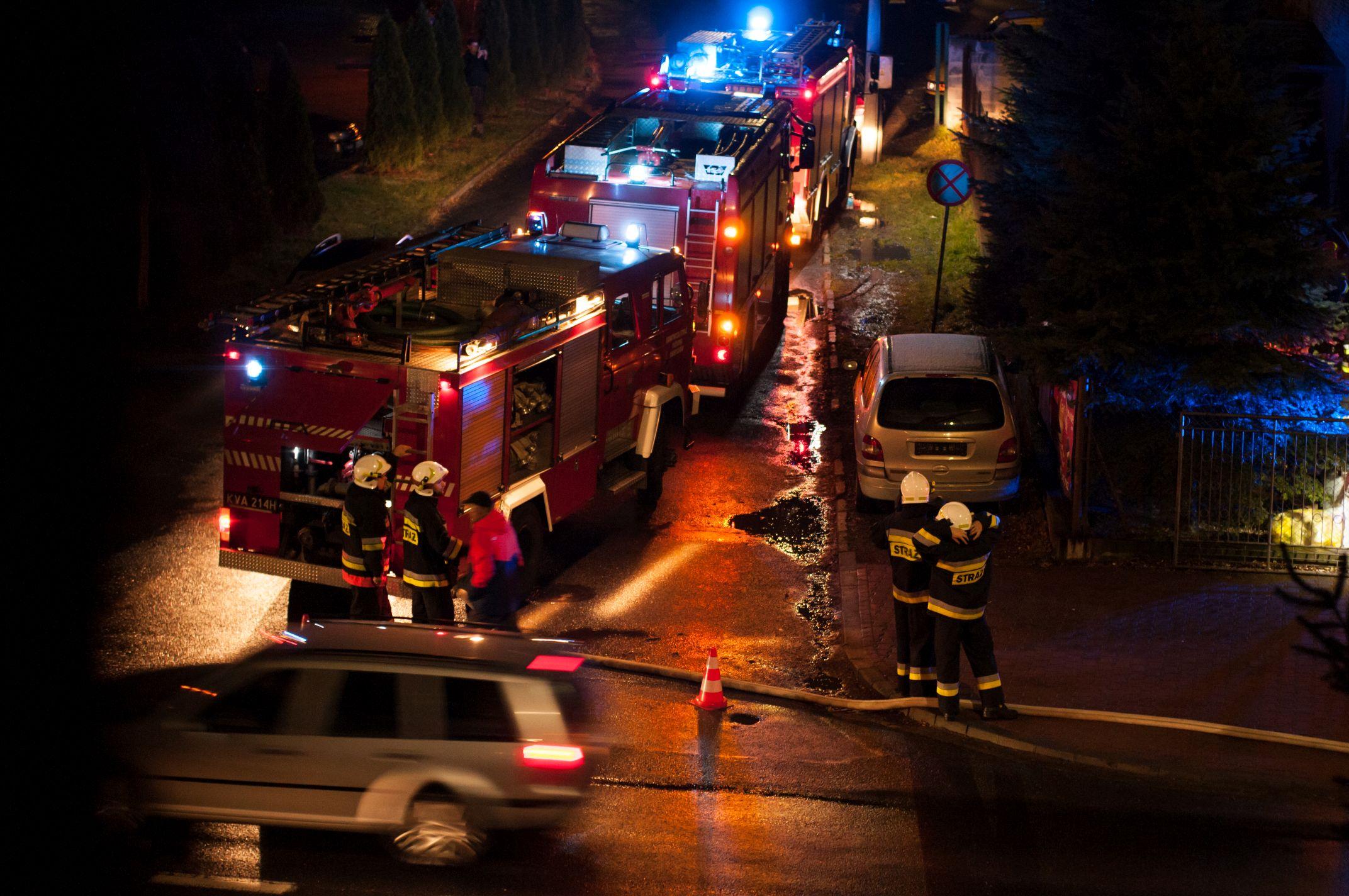 Coraz gorzej na drogach, wypadek za wypadkiem [FOTO] [AKTUALIZACJA]