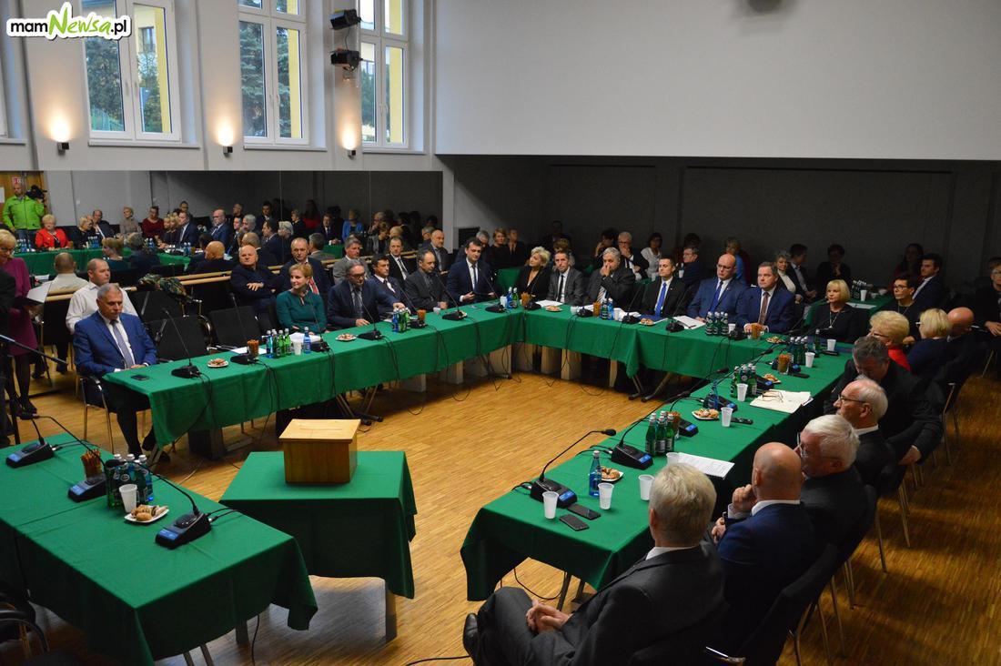 Radni wybrali szefów pięciu komisji