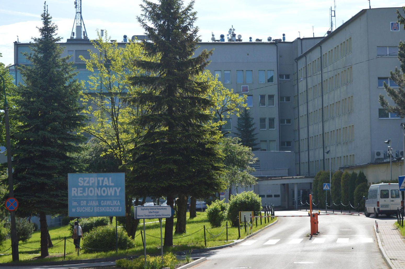 Jedyny szpital w regionie notowany w gronie 100 najlepszych w kraju