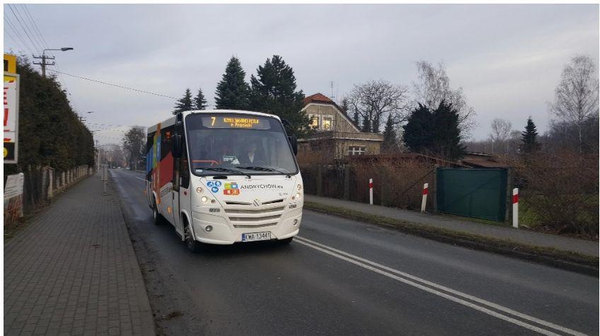 Od stycznia więcej osób skorzysta z bezpłatnych przejazdów autobusami w Andrychowie