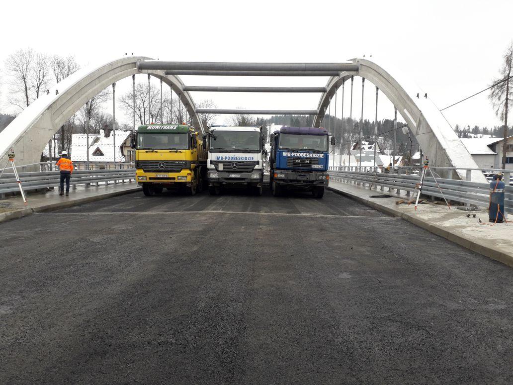 Dwie przeszkody na drodze pod Tatry zlikwidowane [FOTO]