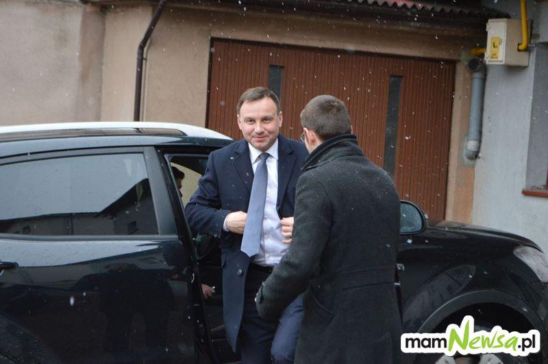 Prezydent przyjedzie do Wadowic i przejdzie w Orszaku