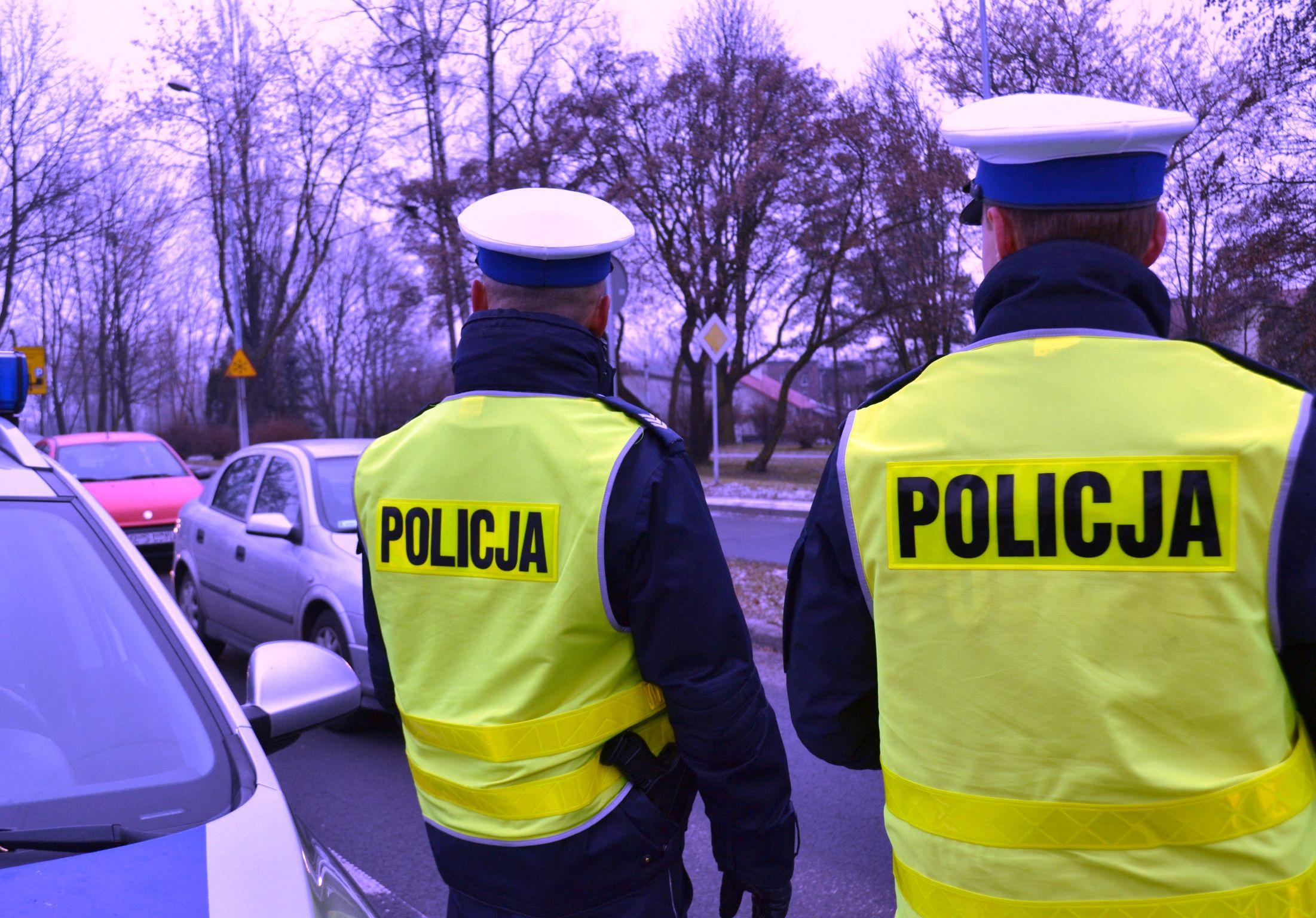 3 wypadki, 22 kolizje, 283 wykroczenia. Policja podsumowała święta