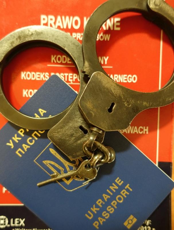 Rozbita grupa przestępcza, która czerpała korzyści majątkowe za ułatwianie pobytu obywatelom Ukrainy