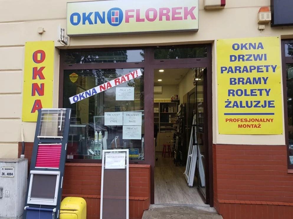 Zimowa promocja OKNO FLOREK na drzwi wewnątrzklatkowe
