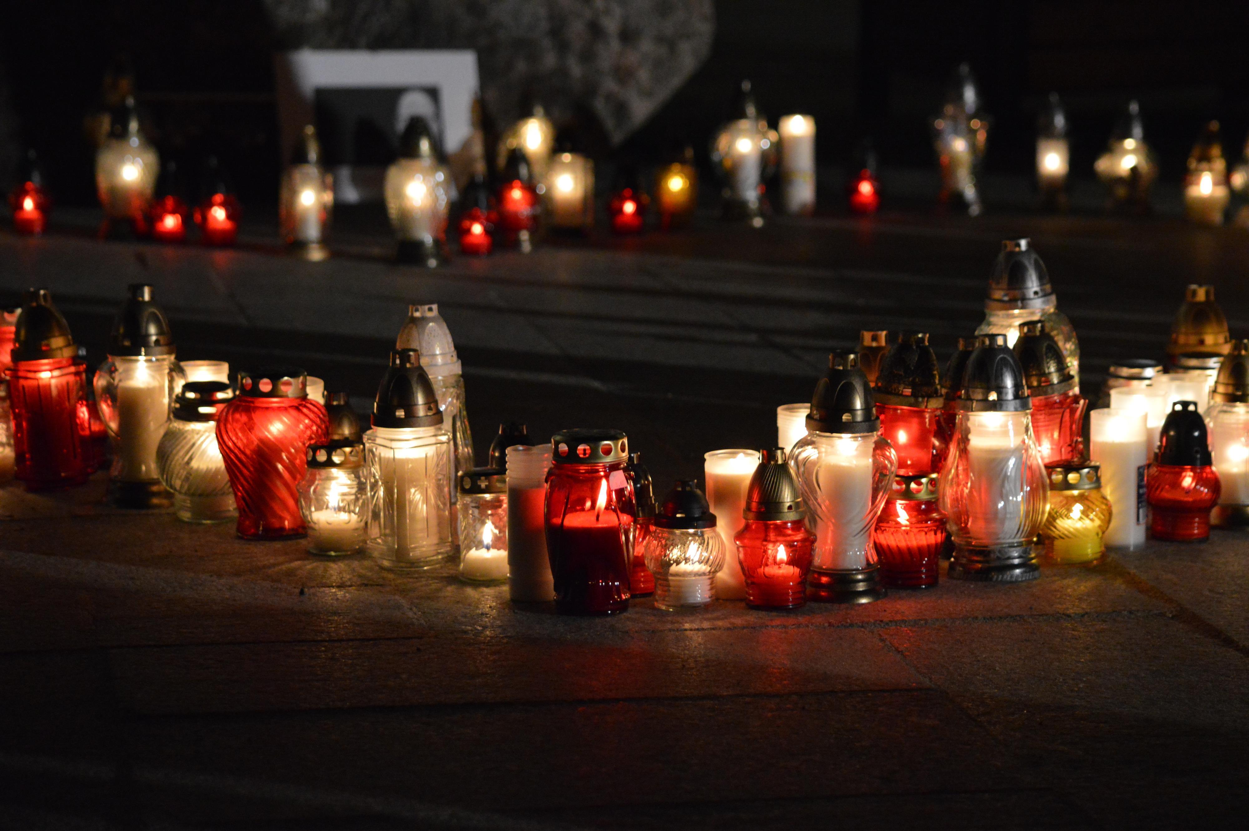 Wadowice dla Gdańska. Upamiętniono zamordowanego prezydenta
