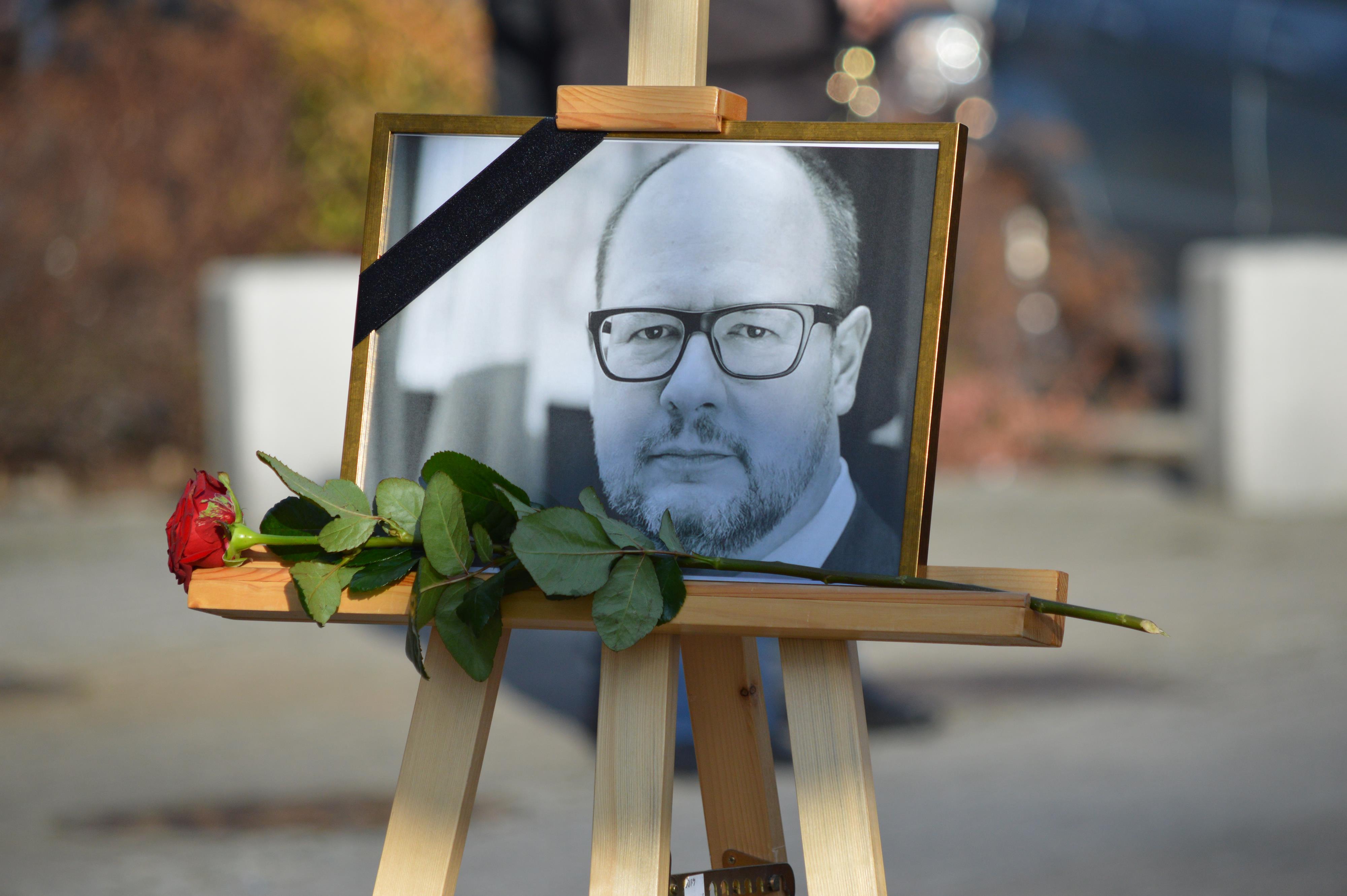 Andrychów upamiętnił zamordowanego prezydenta [FOTO]