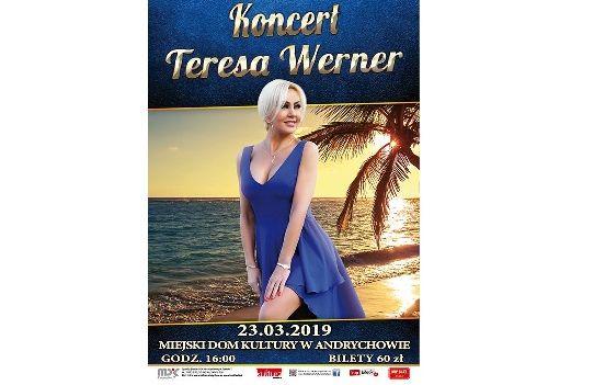 Teresa Werner w marcu w MDK