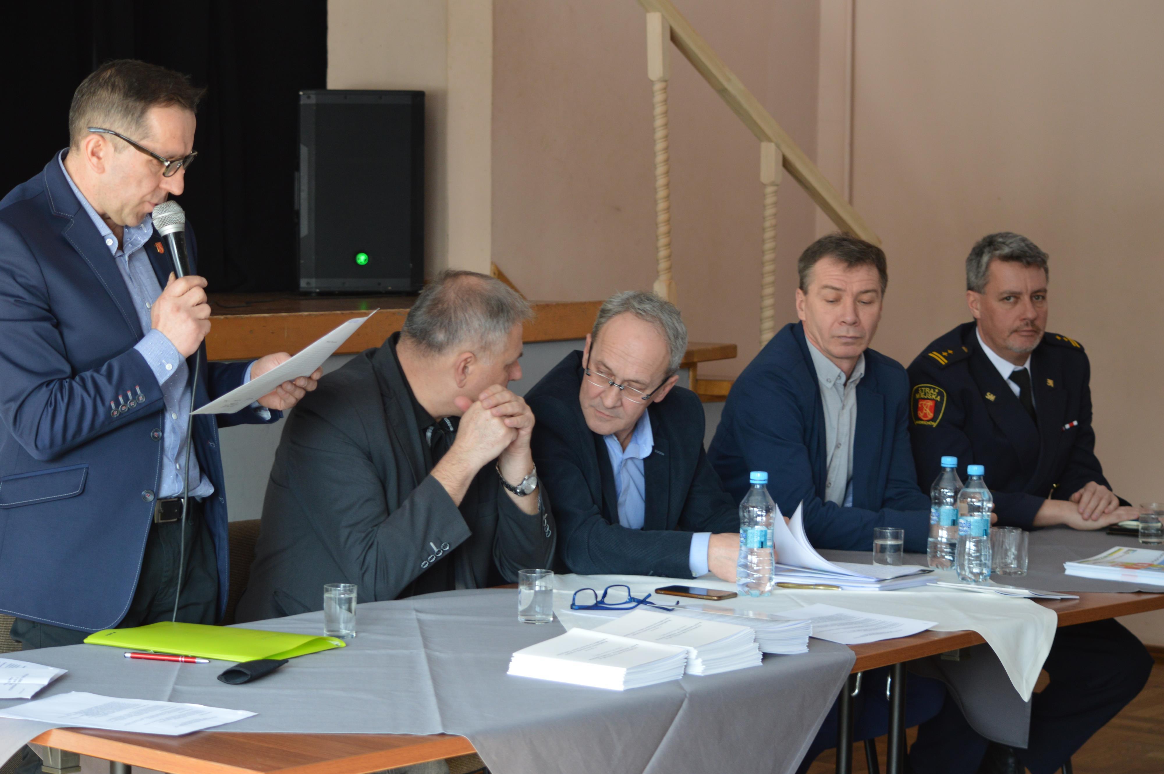 Zebrania wiejskie przed wyborami na sołtysów