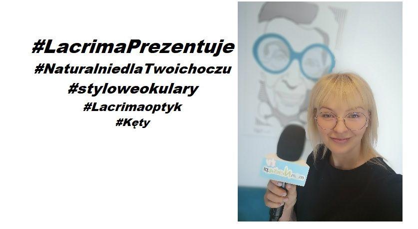 9 lutego zapraszamy na pierwsze spotkanie z cyklu #LacrimaPrezentuje