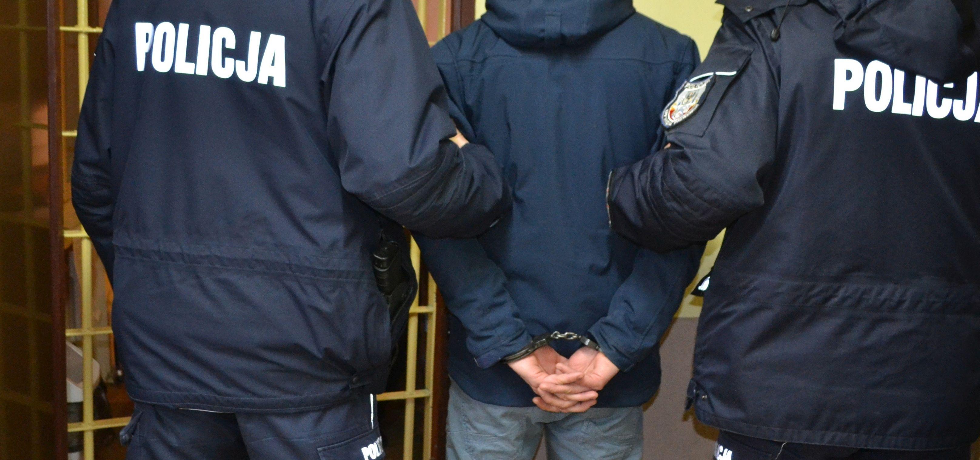 Zatrzymani za posiadanie narkotyków, jeden był poszukiwany przez angielską policję