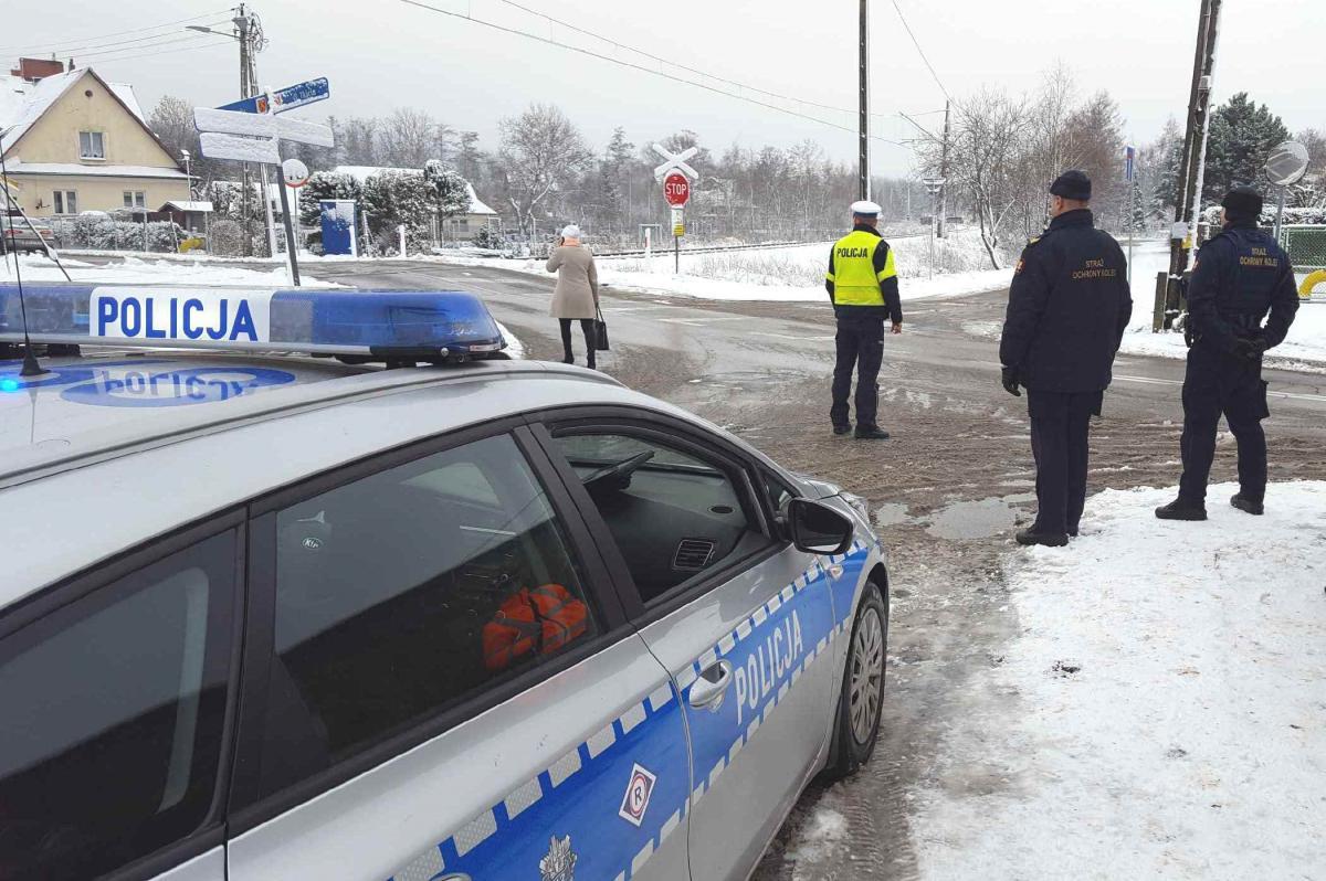 Akcja policji i SOK na przejazdach: wpadło 7 kierowców