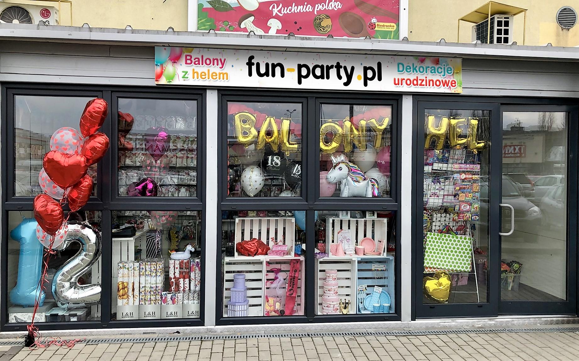 Balony Z Helem Dekoracje Urodzinowe I Weselne Fajerwerki