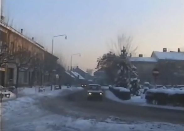Dawnych wspomnień czar. Kęty 1995/96 [VIDEO]