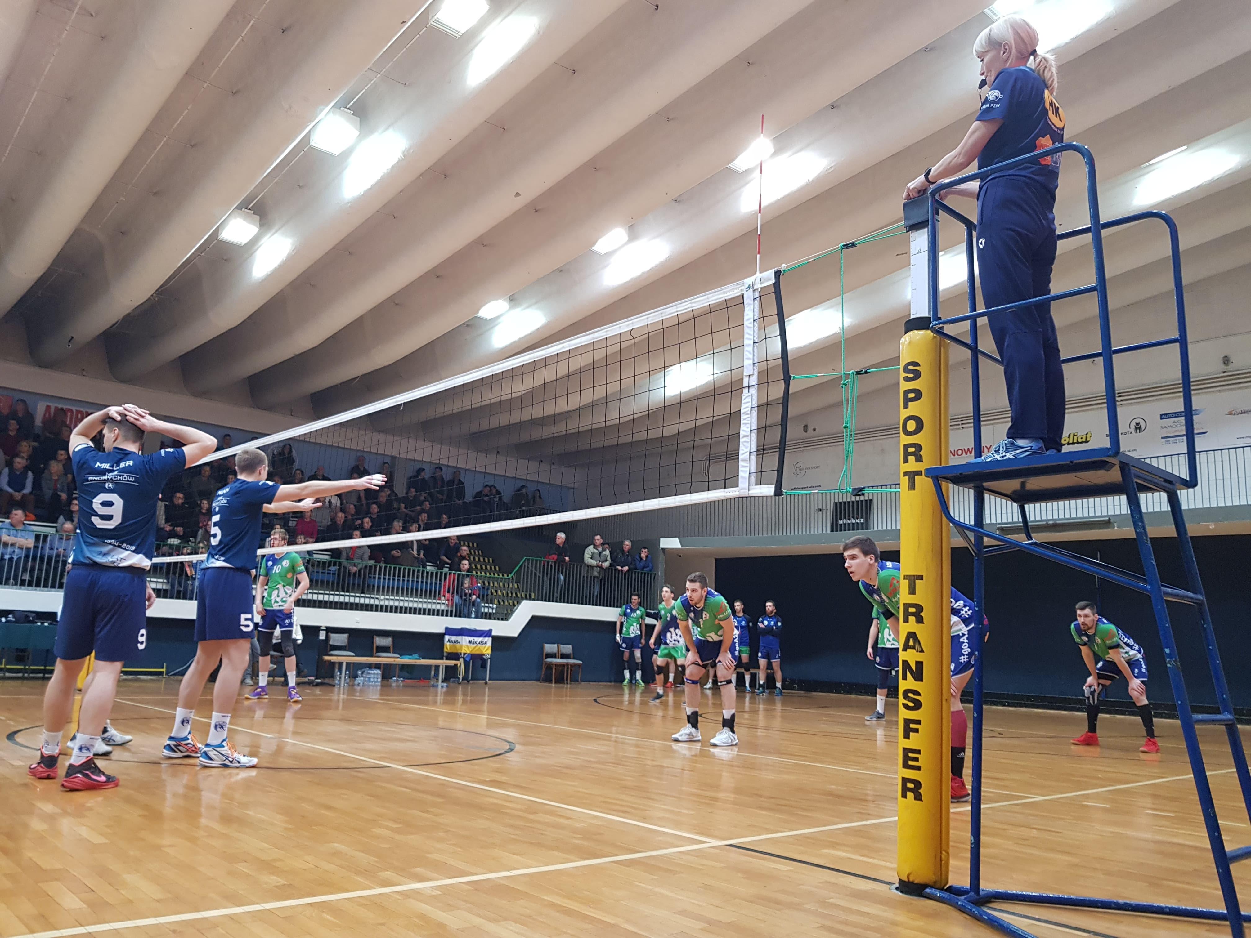 MKS Andrychów i Kęczanin wygrywają pierwsze mecze play-off [AKTUALIZACJA]