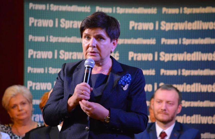 PiS przedstawił kandydatów do Brukseli w majowych wyborach