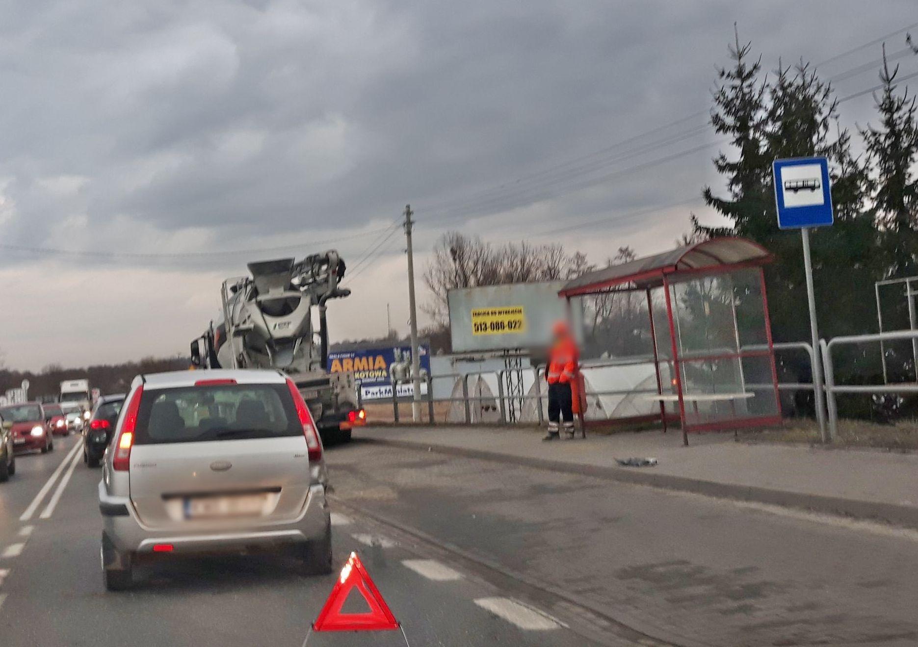 Kolejne zdarzenie drogowe w Inwałdzie