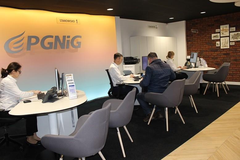 PGNiG Obrót Detaliczny uruchomiło odnowione Biuro Obsługi Klienta w Kętach
